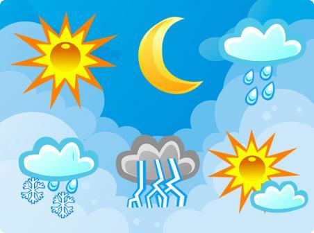 Ο καιρός σήμερα 12 Ιανουαρίου