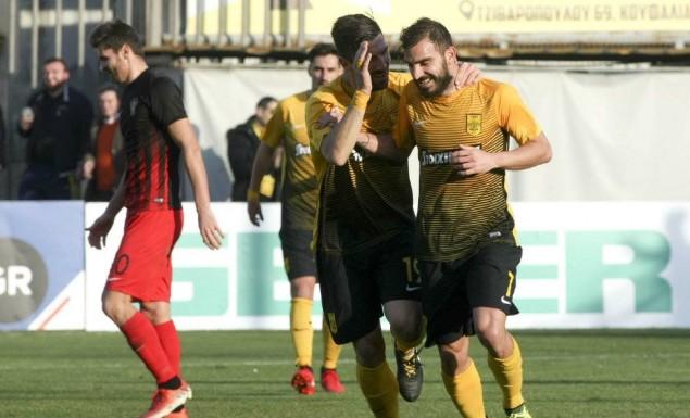 Με το δεξί στη νέα χρονιά ο ΑΡΗΣ 2-0 τον Απόλλων Πόντου!!!