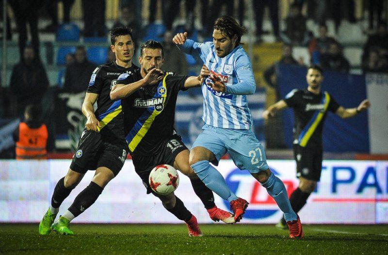 ΠΑΣ Γιάννινα – Αστέρας Τρίπολης 0-0