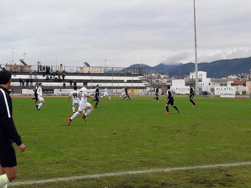 Τα παλικάρια του Νίκου Παπαδόπουλου, κράτησαν ψηλά τον ΟΦΗ και στο Αίγιο! (0-2)
