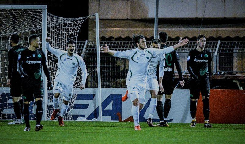 Λεβαδειακός – Παναθηναϊκός 3-2!!!!