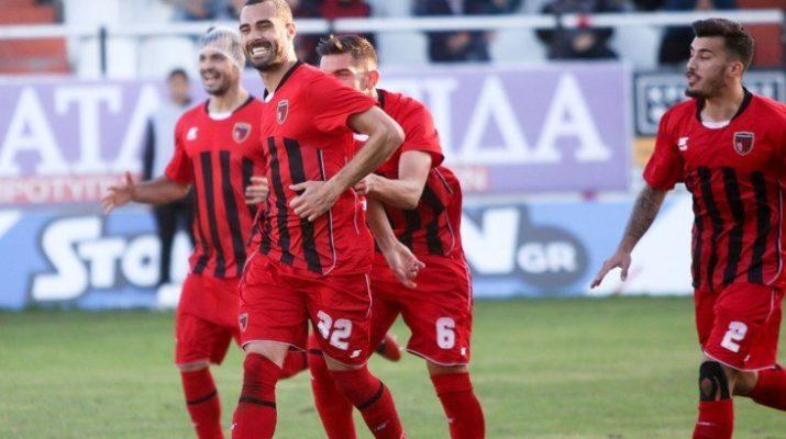 2-1 η Παναχαϊκή τον Απόλλων Λάρισας