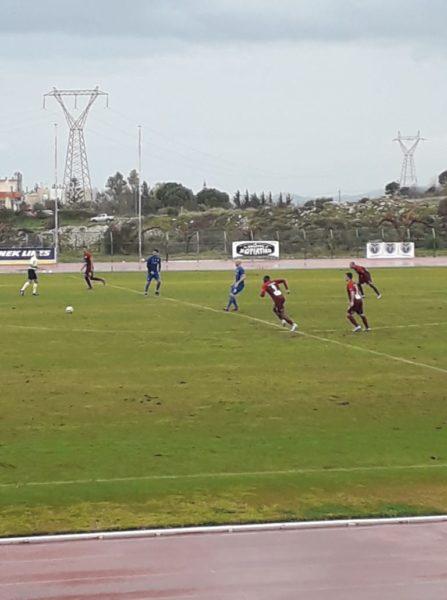 Διπλό με άντερα για την Προοδευτική 0-2 την Επισκοπή στην Κρήτη!!!