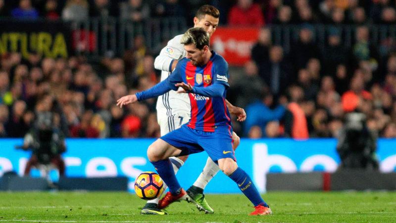 Ισόπαλο το ντέρμπι Μπαρτσελόνα  – Ρεάλ Μαδρίτης 1-1