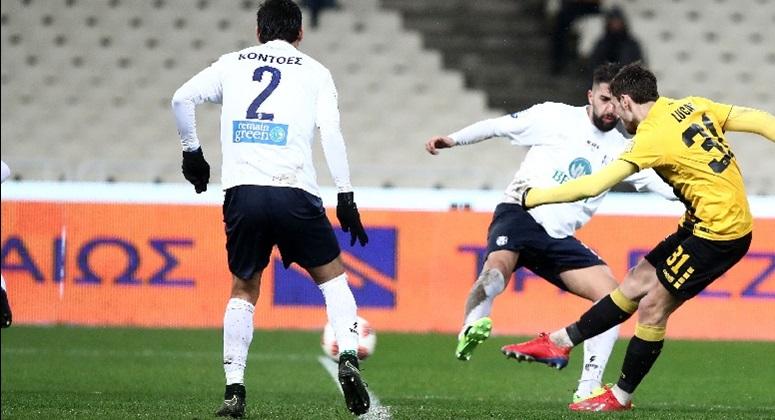 Στο χαλαρό η ΑΕΚ 2-1 τον Απόλλων Σμύρνης