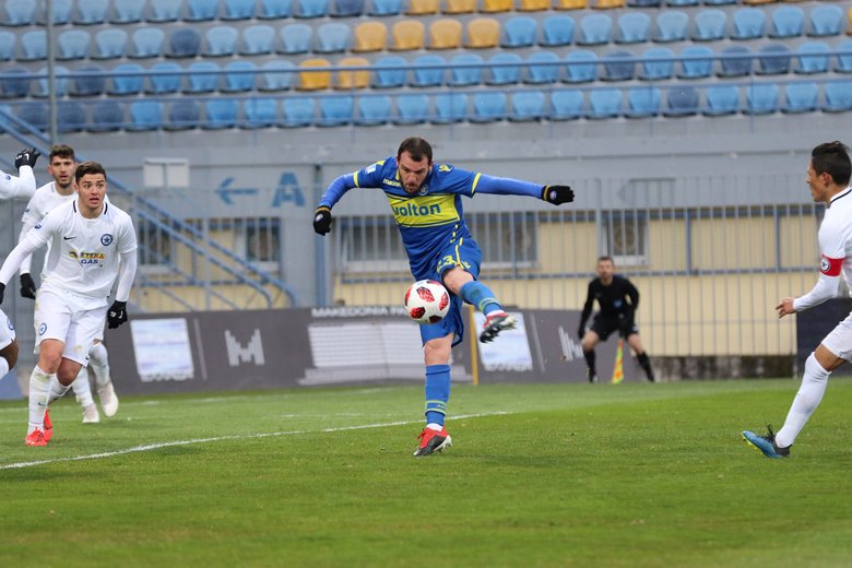 Ισοπαλία ο Αστέρας Τρίπολης 1-1 με τον Ατρόμητο