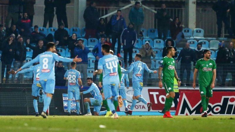 Νίκη με Κλάους ο ΠΑΣ Γιάννινα 1-0 τον Παναθηναϊκό