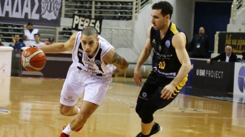 ΠΑΟΚ-Iberostar Tenerife: 77-85