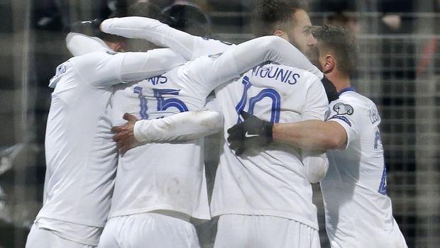 Βοσνία – Ελλάδα 2-2