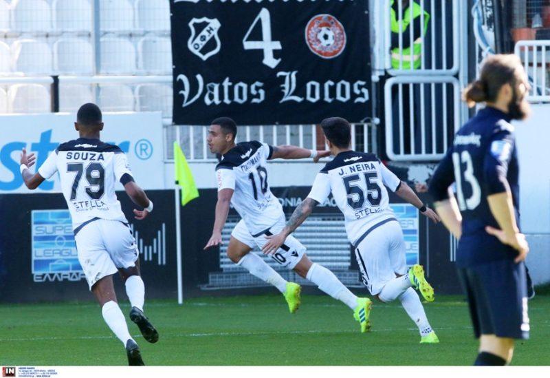 2-0 Νίκη οξυγόνο ο ΟΦΗ τον Λεβαδειακό