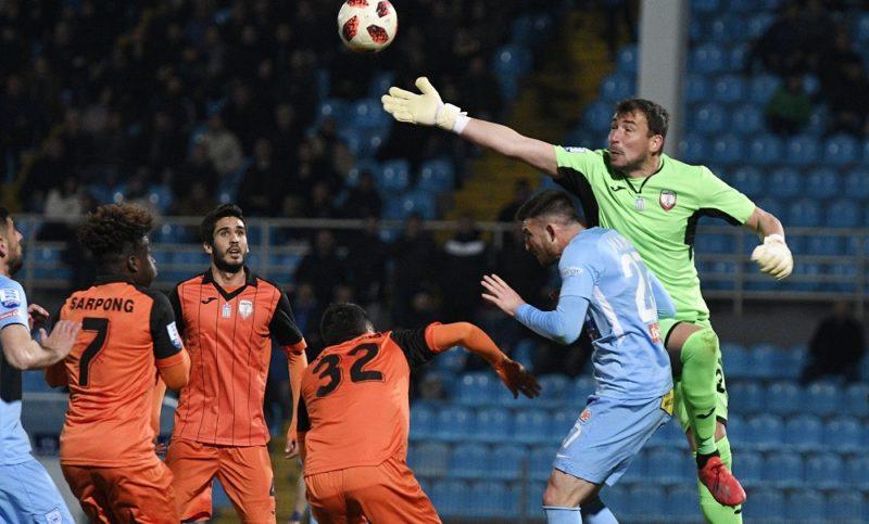 Ισοπαλία ο ΠΑΣ Γιάννινα 0-0 με την Ξάνθη