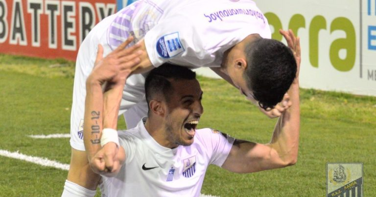 Ισοπαλία η Λαμία 1-1 με τον ΠΑΣ Γιάννινα