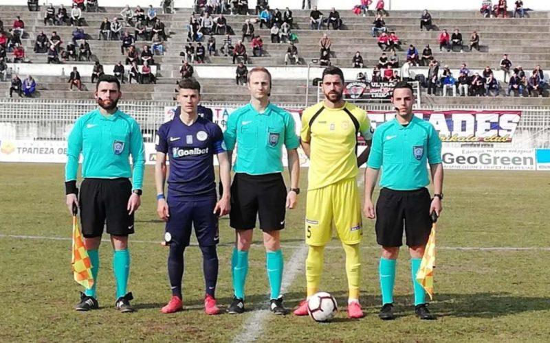 Ισοπαλία με τα Τρίκαλα 1-1 ο Εργοτέλης