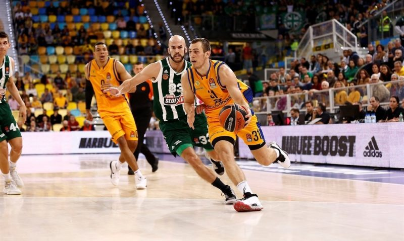Herbalife Gran Canaria – Παναθηναϊκός ΟΠΑΠ –  80-99