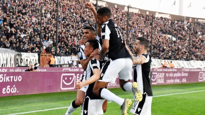 ΠΑΟΚ – Αστέρας Τρίπολης 2-0