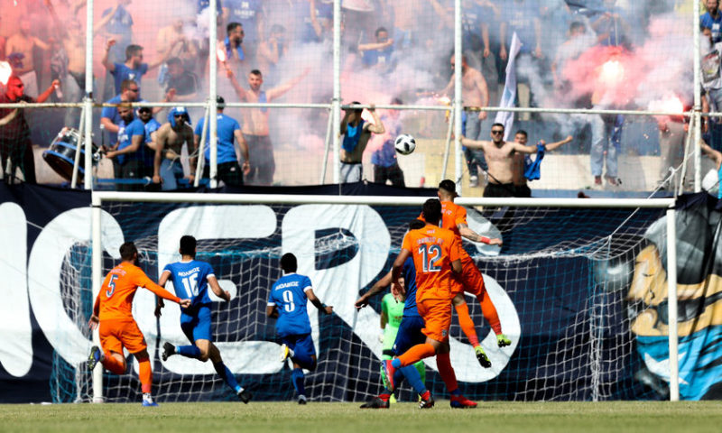 Κάηκε η Νίκαια!!! Στην Football League ο Ιωνικός!!!