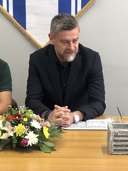 Παύλος Δερμιτζάκης: «Ο ΑΟΚ επιβάλλεται να πρωταγωνιστεί»