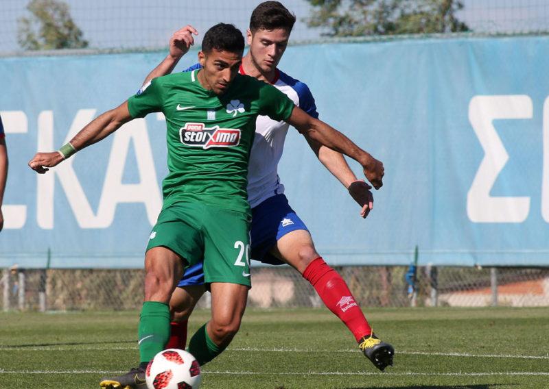 Νίκησε 3-0 στο τελευταίο φιλικό ο Παναθηναϊκός τον Πανιώνιο