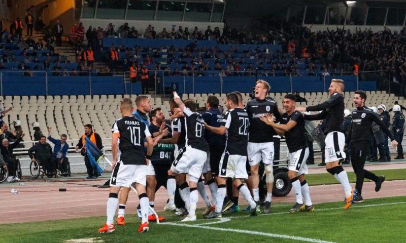 Νταμπλούχος και περήφανος ο ΠΑΟΚ!!! 1-0 την ΑΕΚ!!!