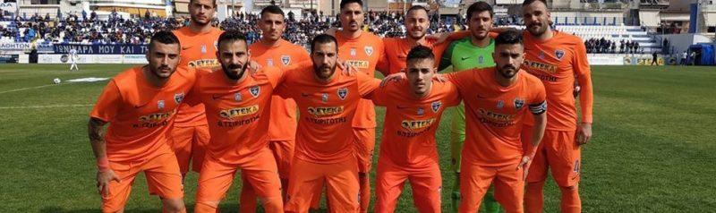 Το πρώτο βήμα θετικό για τον Ιωνικό 2-2 στην Μυτιλήνη