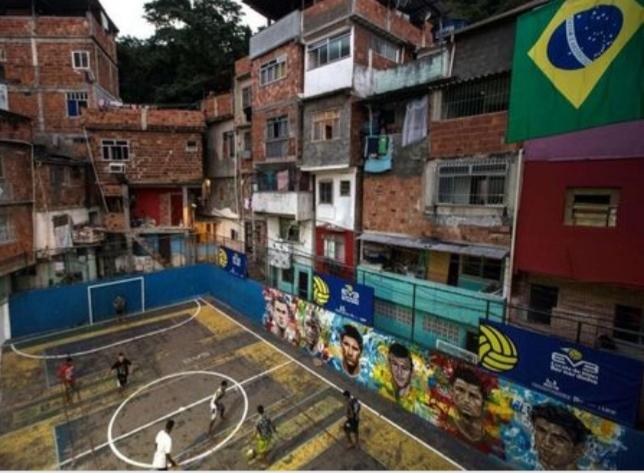 Κοινωνικό φαινόμενο – Λατινική Αμερική