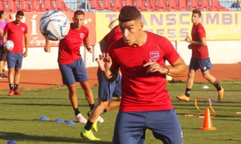 Αγιασμός και προπόνηση στον Πανιώνιο με πολλούς νέους ποδοσφαιριστές