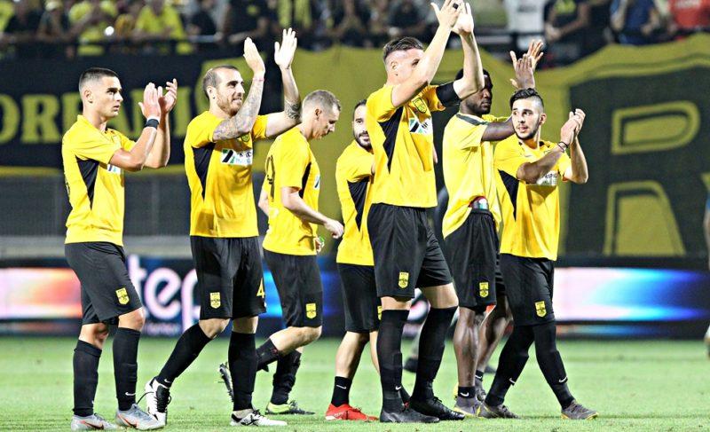 Άτυχος ο ΑΡΗΣ έμεινε στο 0-0 με την ΑΕΛ Λεμεσού(vid)