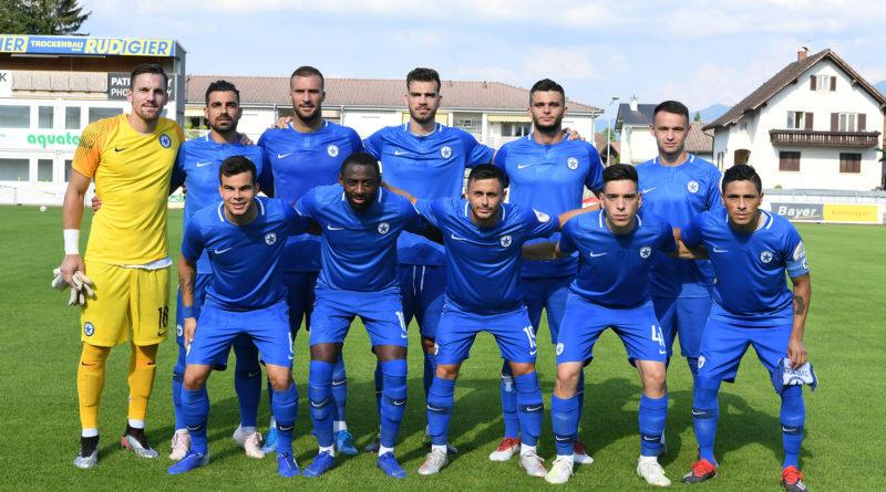 Φιλική ήττα 4-3 από την Αούστρια Λουστενάου ο Ατρόμητος