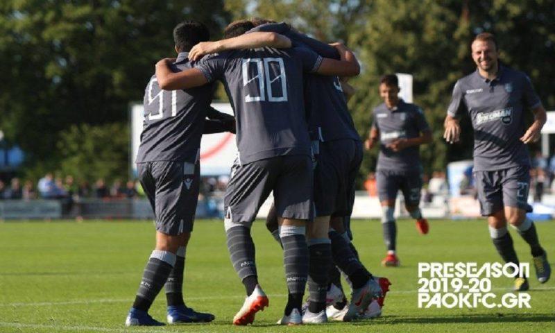 Ισόπαλος με την Τσβόλε ο ΠΑΟΚ 2-2!!!
