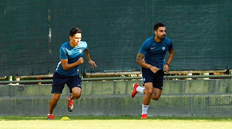 Ξεκίνησε η προετοιμασία για το ευρωπαϊκό ματς της Πέμπτης ο Ατρόμητος