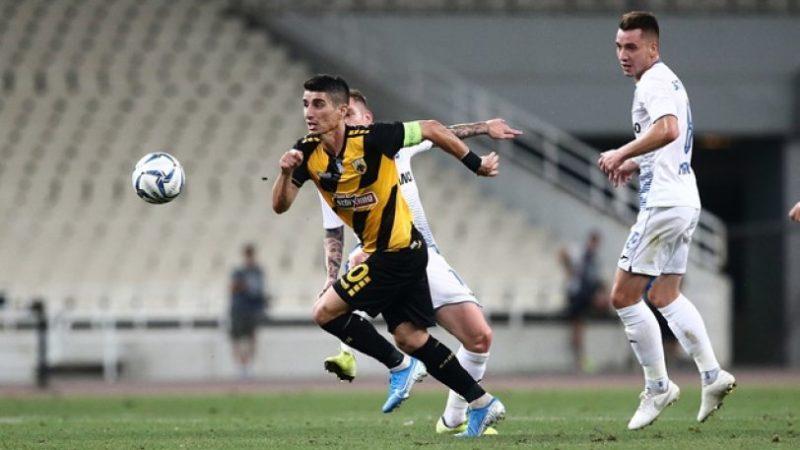 Πρόκριση με ισοπαλία για την ΑΕΚ 1-1 με την Κραϊοβα!!!