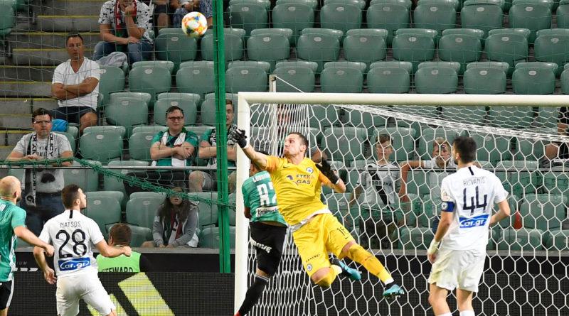 Όρθιος στην Βαρσοβία ο Ατρόμητος 0-0 και όλα θα κριθούν στο Περιστέρι!!!(vid)