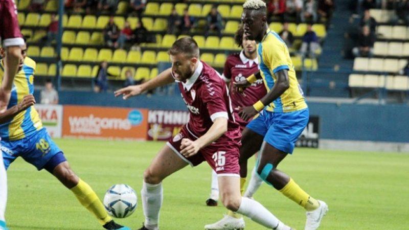 Ισοπαλία ο Παναιτωλικός 2-2 με την Λάρισα
