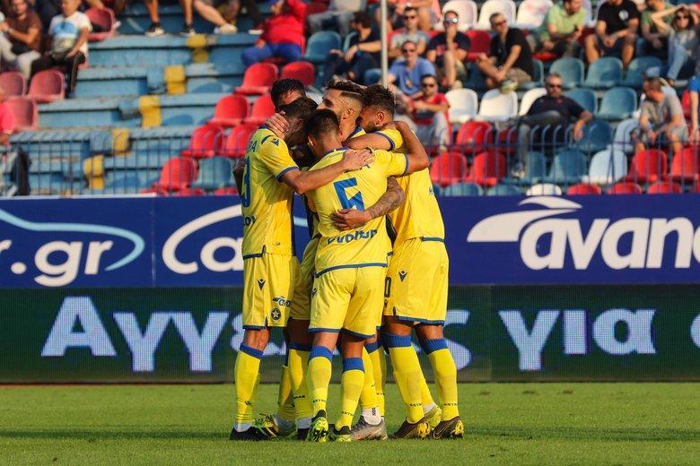 Πέρασε από την Νέα Σμύρνη ο Αστέρας Τρίπολης 0-1 τον Πανιώνιο