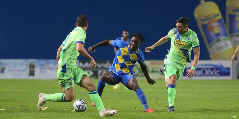 Ισοπαλία ο Παναιτωλικός 1-1 με τον Αστέρα Τρίπολης