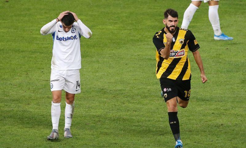 ΑΕΚ ανατροπής 3-2 τον Ατρόμητο!!!