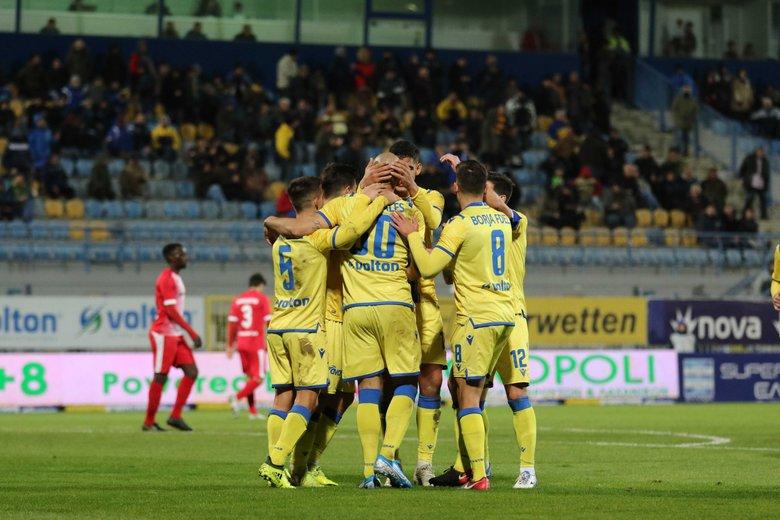 Αστέρας Τρίπολης – Α.Ο.Ξάνθη 5-0