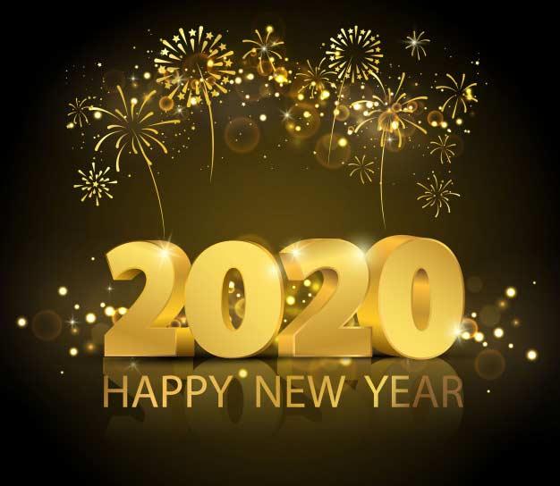 Καλή χρονιά με υγεία σε όλους, ευτυχισμένο το 2020
