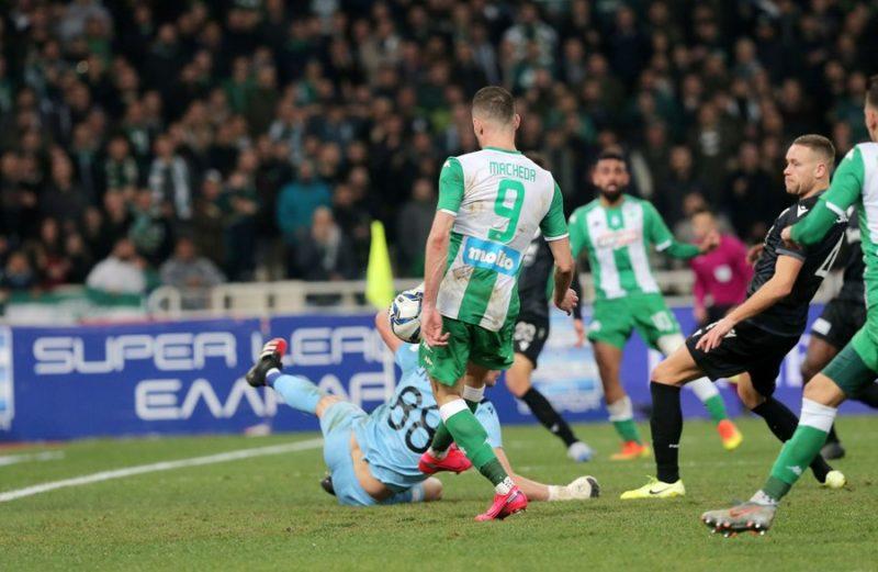 2-0 ο Παναθηναϊκός τον ΠΑΟΚ με πράσινη ψυχή