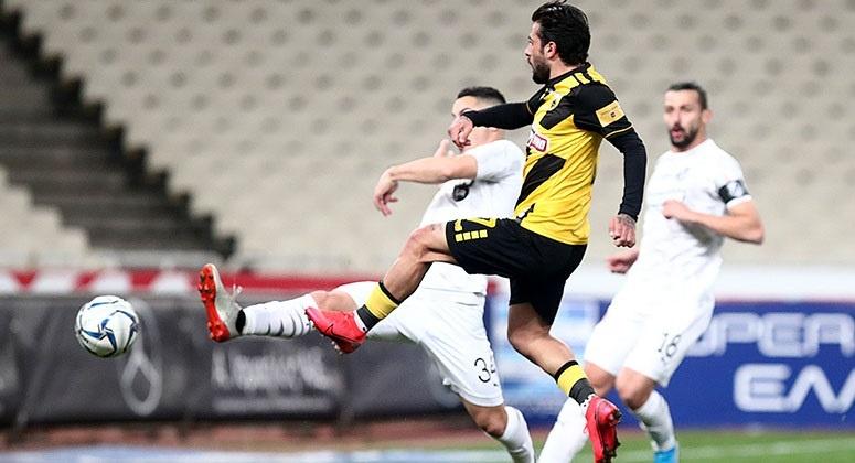 Εύκολα η ΑΕΚ 3-0 τον ΟΦΗ