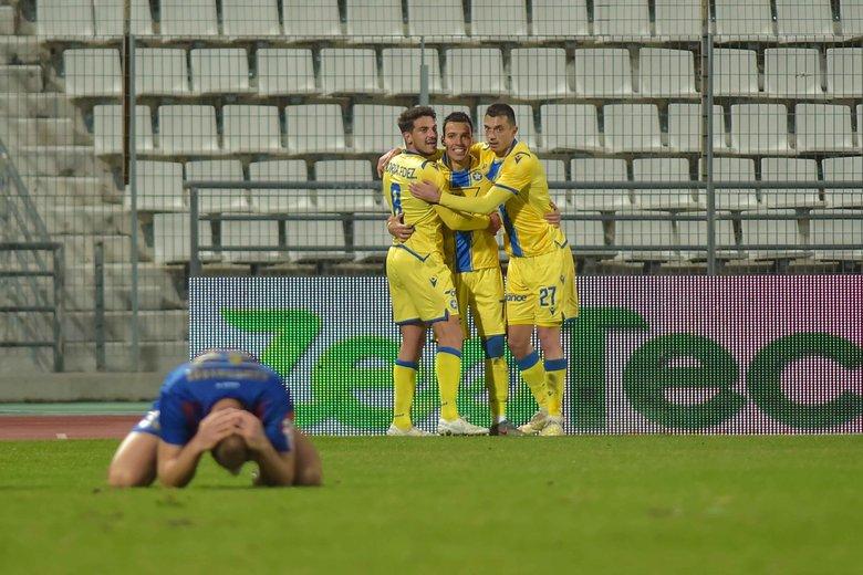 Πέρασε από τον Βόλο ο Αστέρας Τρίπολης με 0-1
