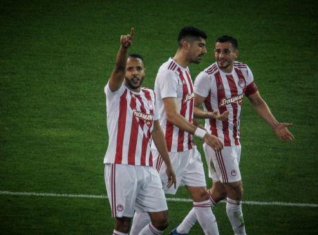 Ολυμπιακός – Ξάνθη 3-1 νίκη στο ρελαντί
