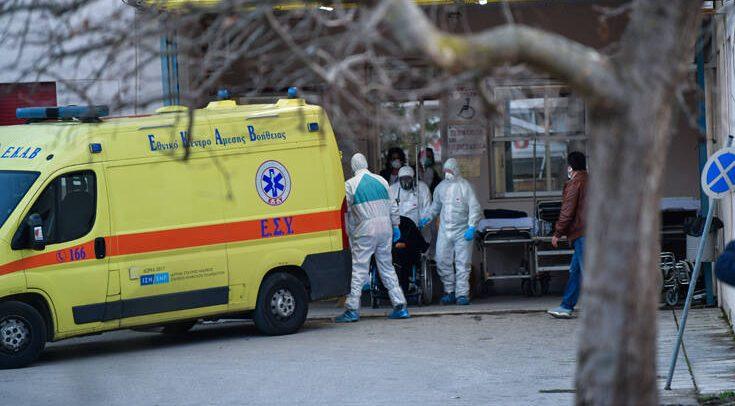 Κορωνοϊός: 103 νέα κρούσματα στην Ελλάδα-Συνολικά 331 κρούσματα
