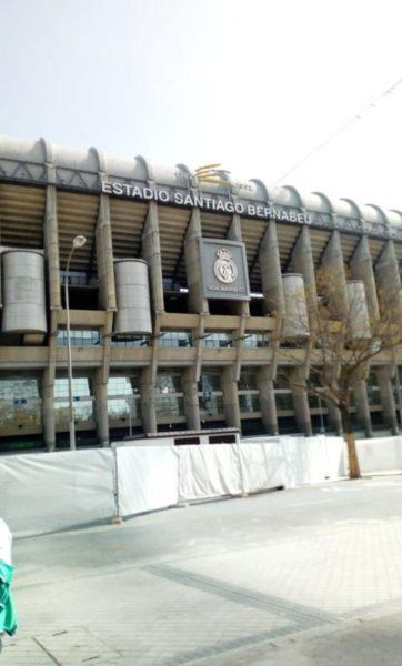 Οι εμπειρίες ενός Έλληνα στην ποδοσφαιρική Μαδρίτη!