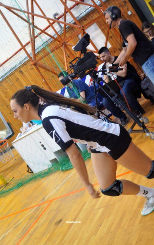 Η Αθηνά Κωστοπούλου αποκλειστικά στο Πάμε Αθλητικά!!!