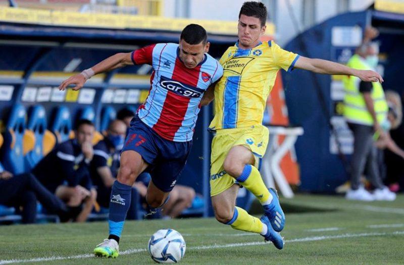 Άτυχος ο Πανιώνιος έμεινε στο 0-0 στην Τρίπολη