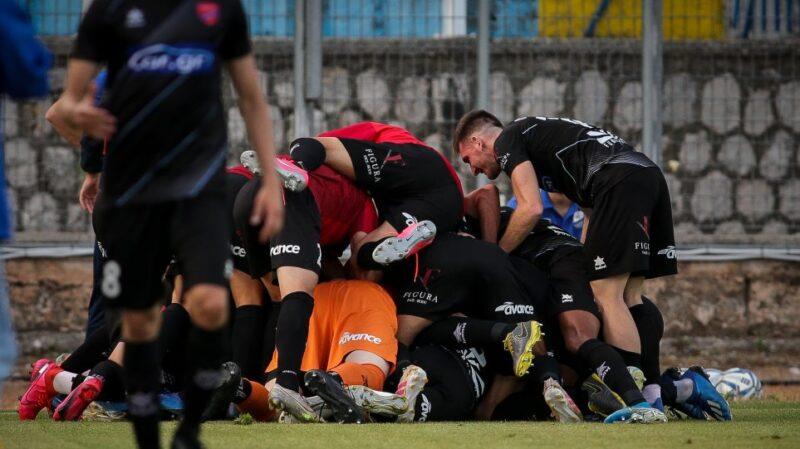 Ατσάλινος Πανιώνιος 0-1 στην Λαμία