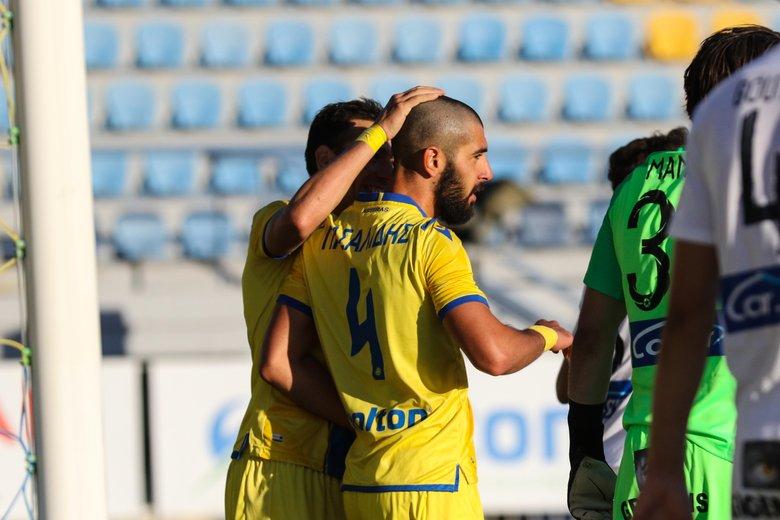 Ισοπαλία στην  Τρίπολη Αστέρας Τρίπολης – Ατρόμητος 1-1
