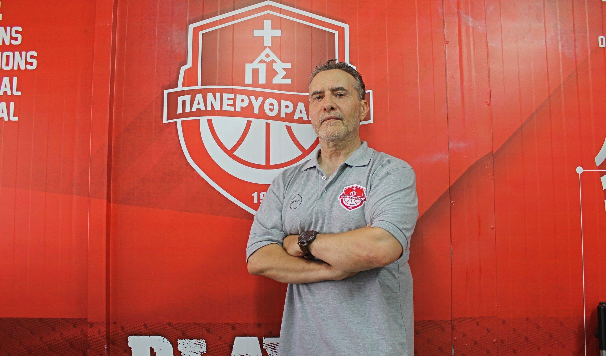 Πανερυθραϊκός: Νέος προπονητής του Εφηβικού ο Ασημακόπουλος!