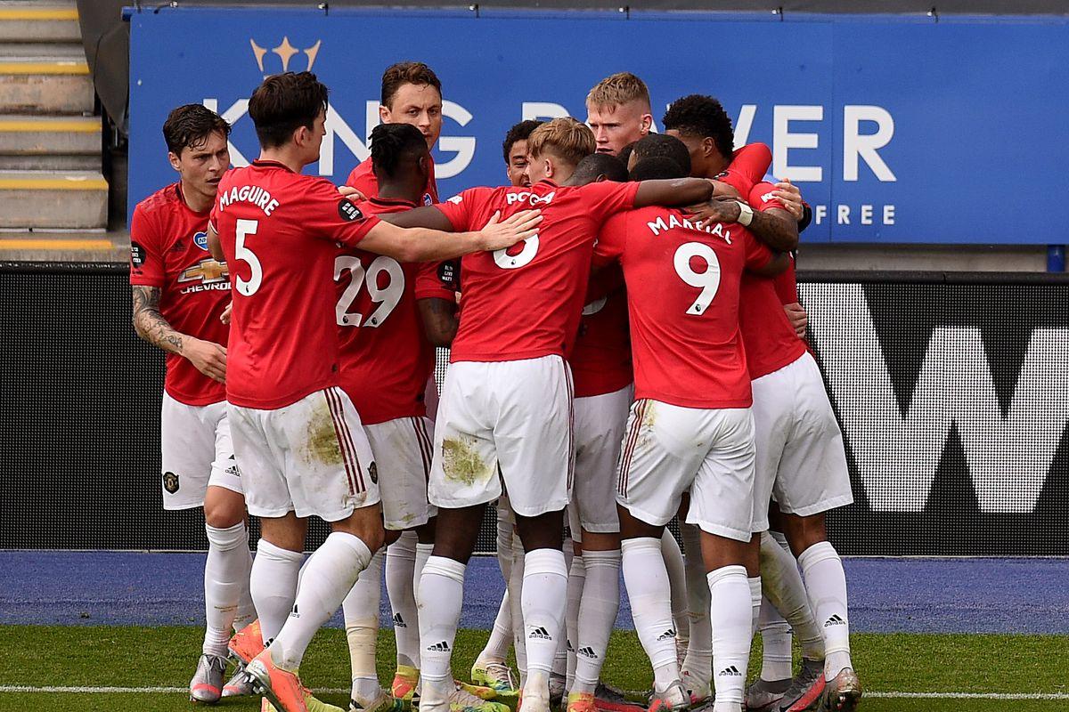 Λέστερ Σίτι 0-2 Μάντσεστερ Γιουνάιντεντ: 3η και στο Champions League, η Μάντσεστερ Γιουνάιντεντ!